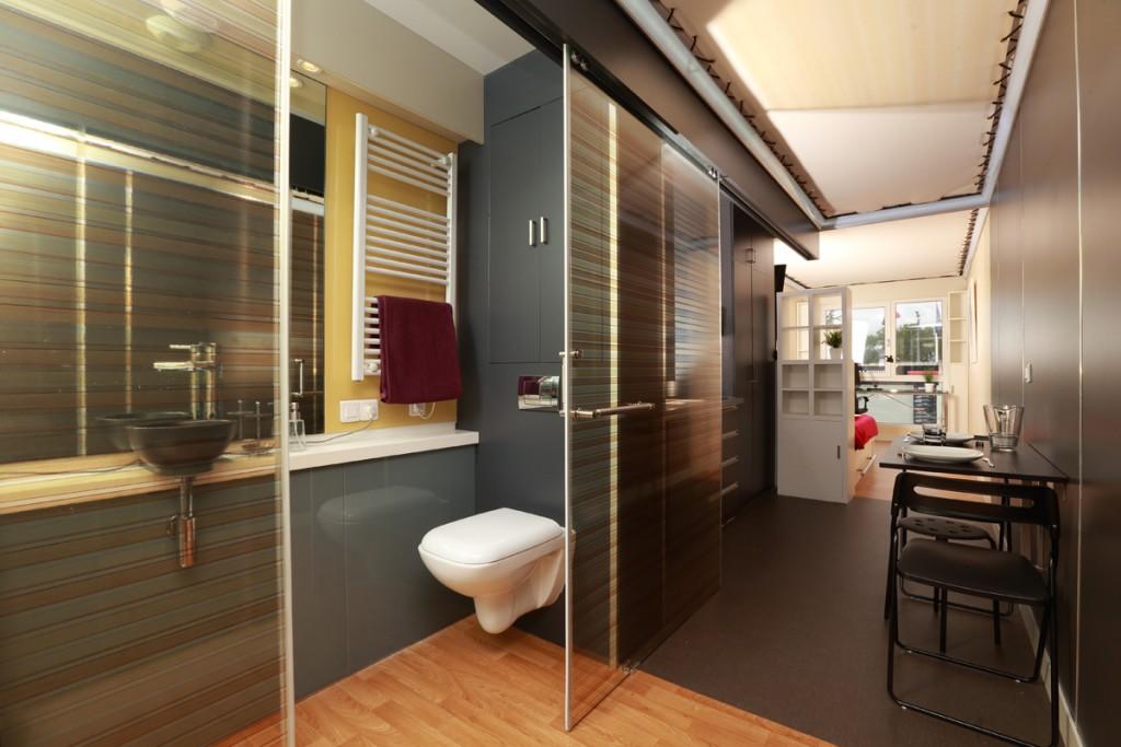 neobeit logements unitaires. Black Bedroom Furniture Sets. Home Design Ideas