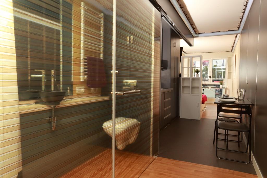 logement industrialisé est la facilité de sa manutention.